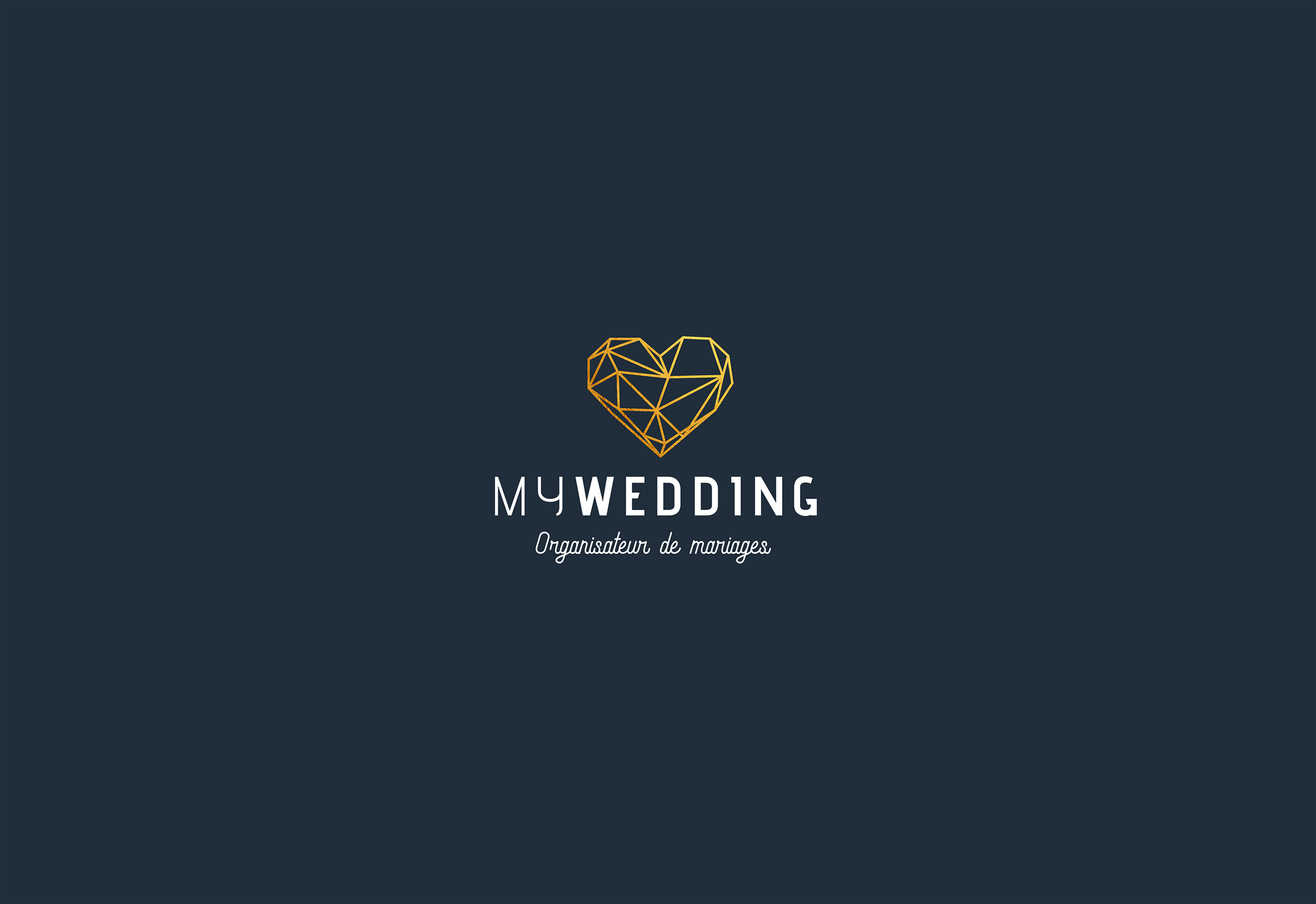 Logo My Wedding